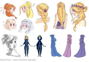 Character Design by Miranda Yeo