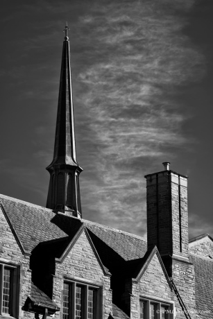 First Presbyterian Church. Winston Salem, NC